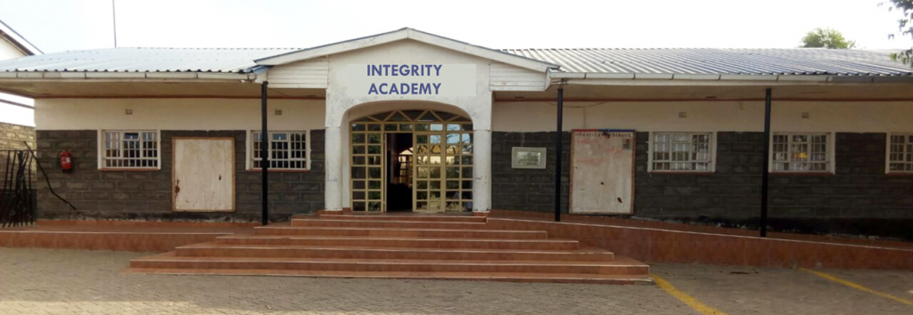 Integrity academy administration block